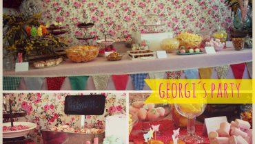 Georgina B-day party